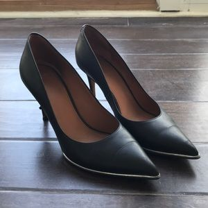Givenchy stilettos - black
